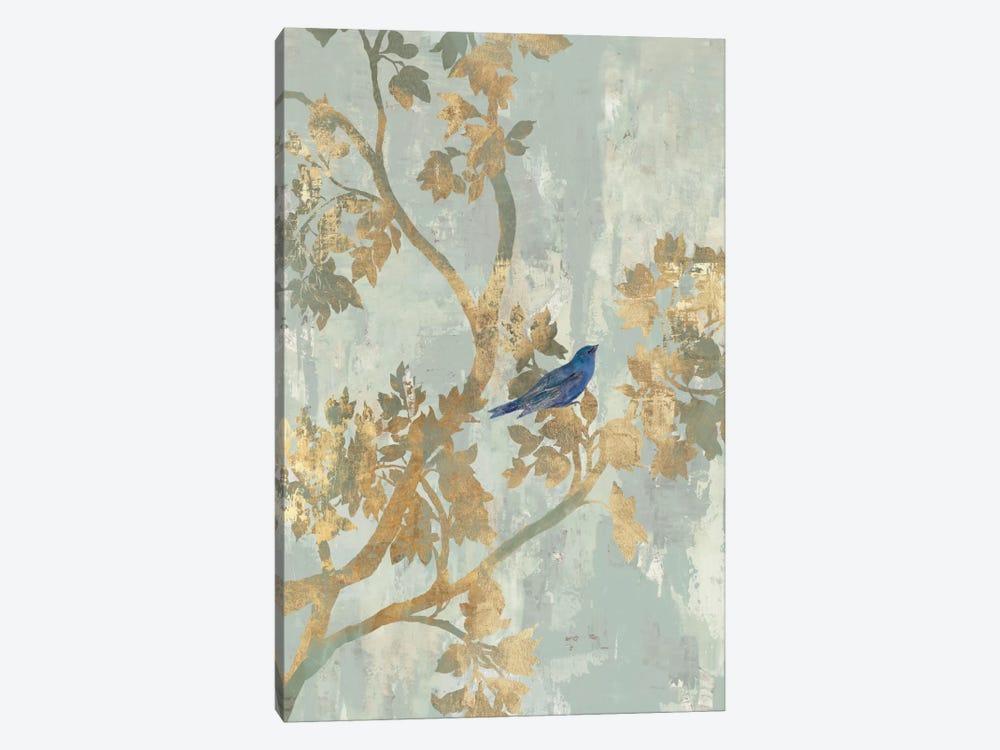 Blue Bird by Asia Jensen 1-piece Art Print