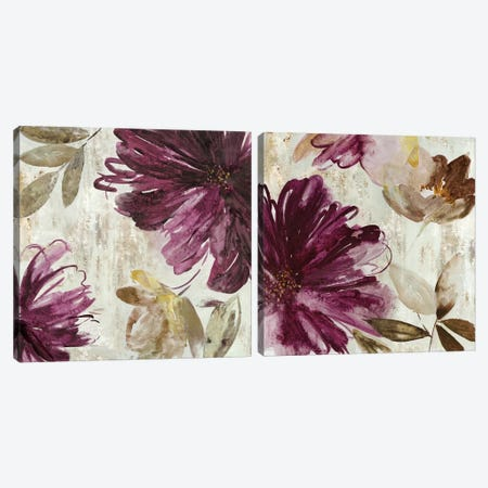 Fontana Diptych Canvas Print Set #ASJ2HSET001} by Asia Jensen Canvas Artwork