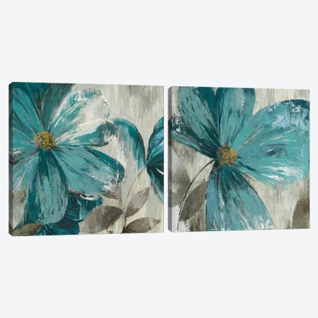 Gisel Diptych Canvas Print Set #ASJ2HSET003} by Asia Jensen Canvas Artwork
