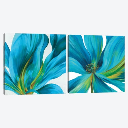 Vedette Diptych Canvas Print Set #ASJ2HSET016} by Asia Jensen Canvas Artwork