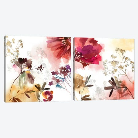 Bohemian Diptych Canvas Print Set #ASJ2HSET019} by Asia Jensen Canvas Art Print