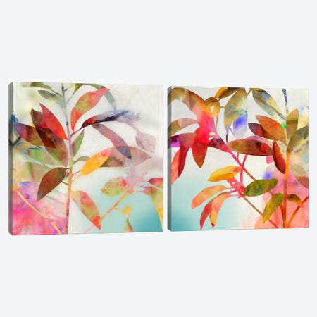 Charlotte Diptych Canvas Print Set #ASJ2HSET020} by Asia Jensen Canvas Artwork