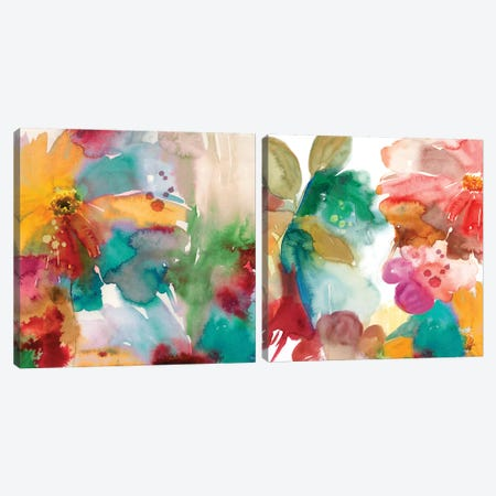 Elena Diptych Canvas Print Set #ASJ2HSET021} by Asia Jensen Canvas Wall Art