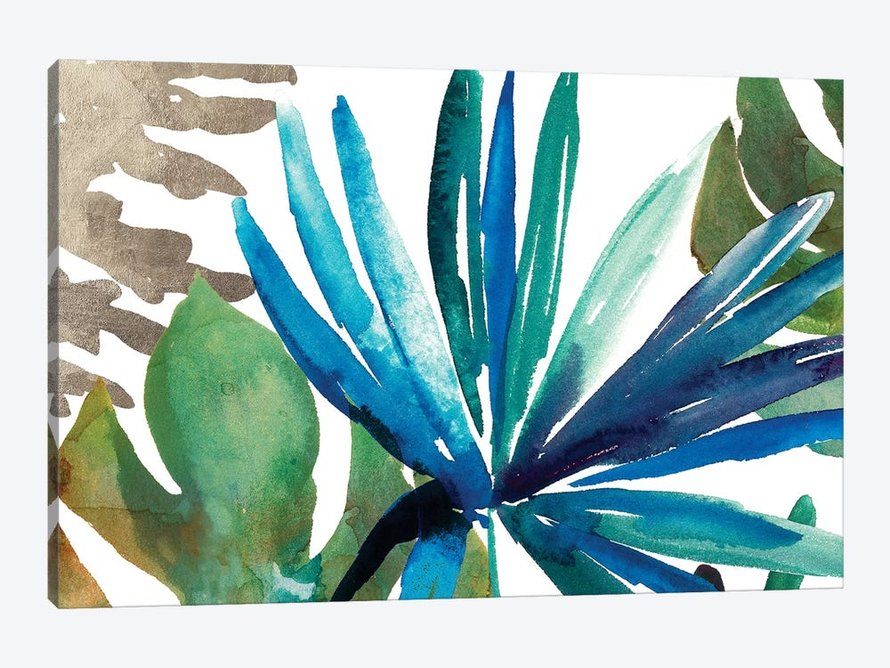 Tropic Sway I by Asia Jensen 1-piece Canvas Artwork