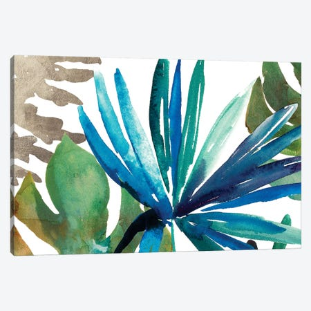 Tropic Sway I Canvas Print #ASJ301} by Asia Jensen Canvas Print