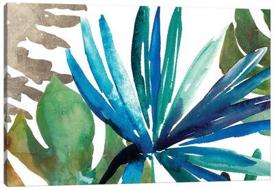 Tropic Sway I Canvas Art Print