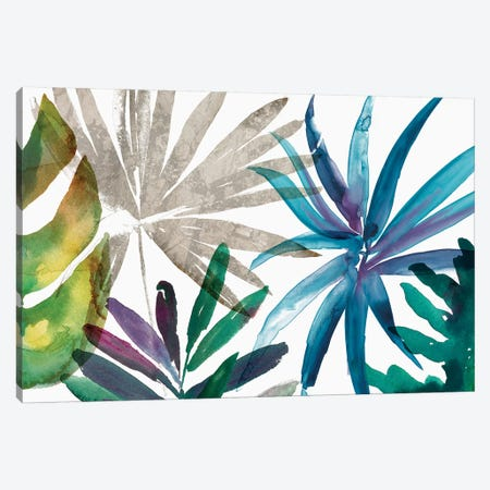 Tropic Sway II Canvas Print #ASJ302} by Asia Jensen Canvas Print