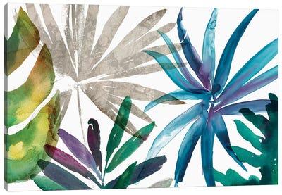 Tropic Sway II Canvas Art Print