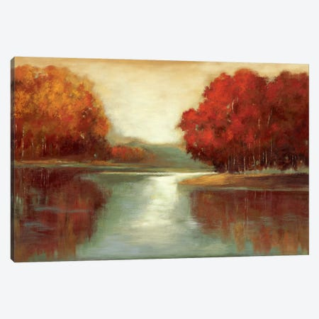 Vanilla Sky Canvas Print #ASJ310} by Asia Jensen Canvas Wall Art
