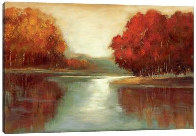 Vanilla Sky Canvas Art Print