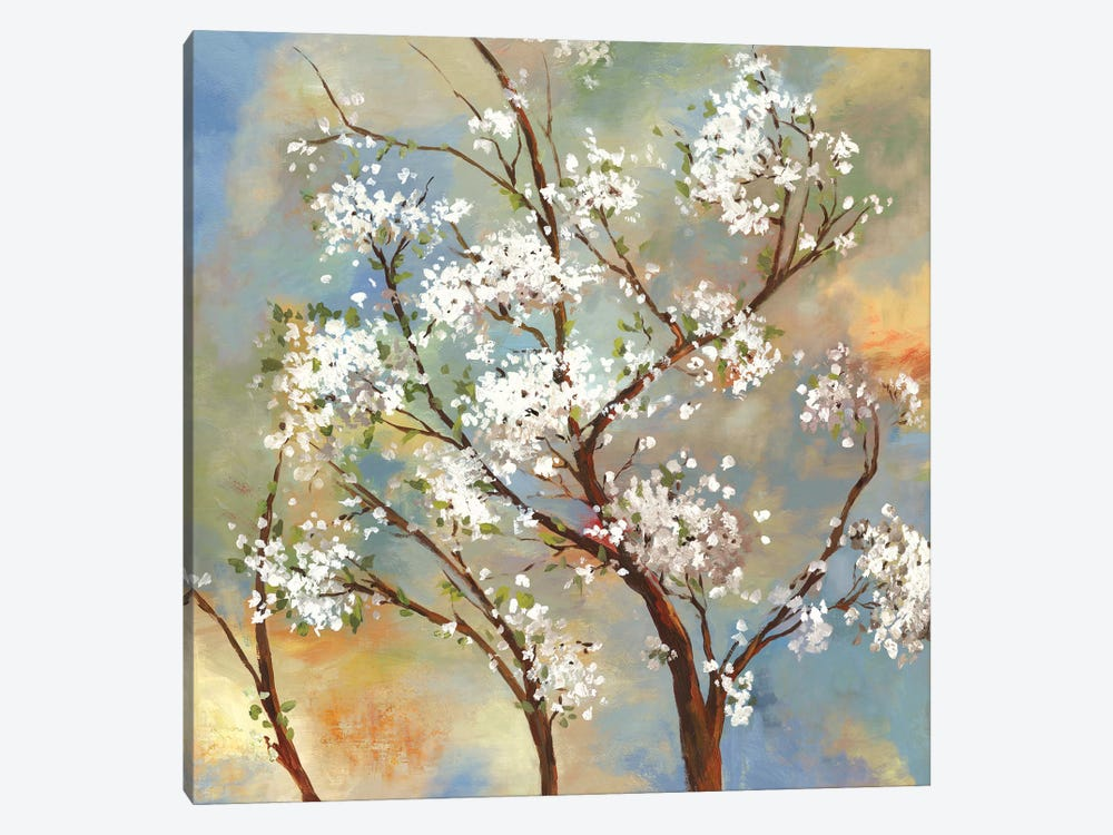 Vignette II by Asia Jensen 1-piece Canvas Artwork