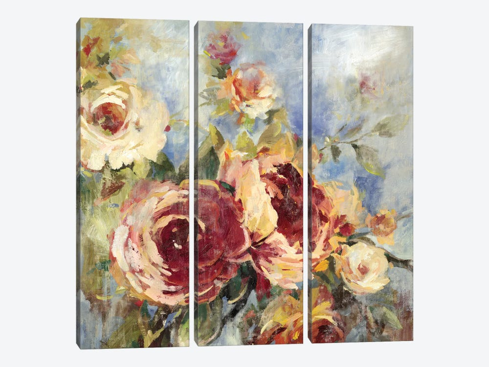 Vintage by Asia Jensen 3-piece Art Print