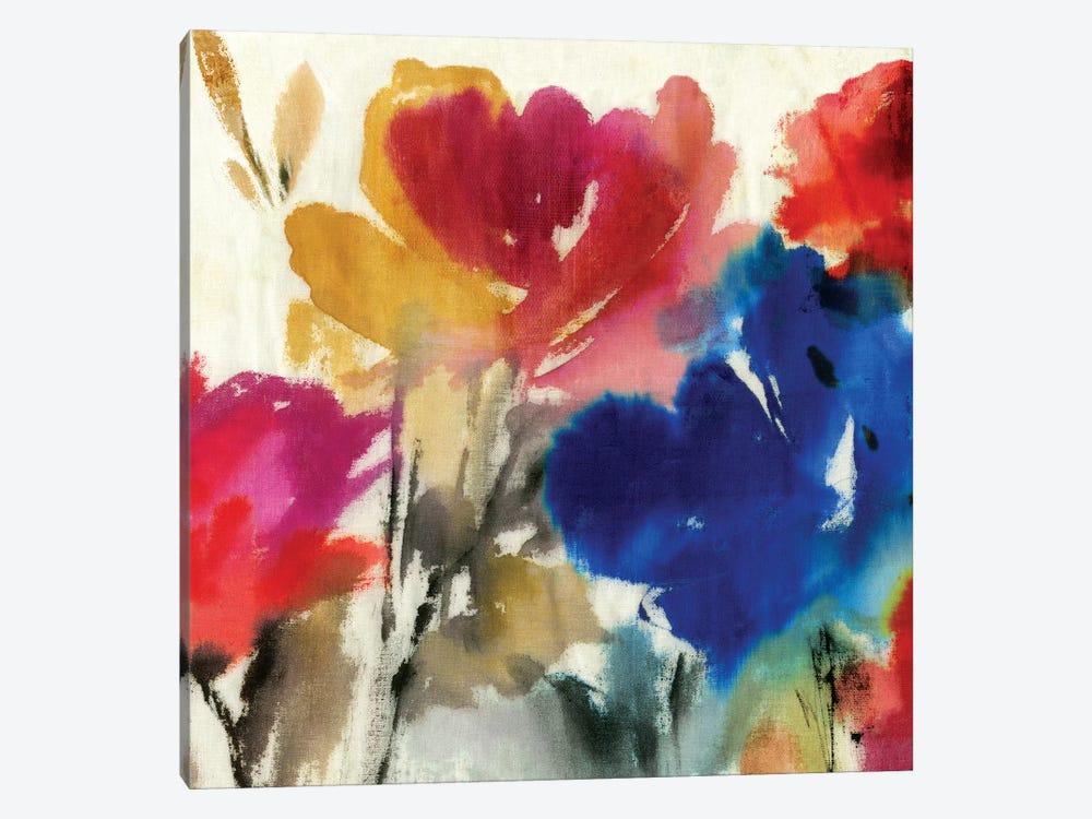 Watercolour Florals I by Asia Jensen 1-piece Art Print