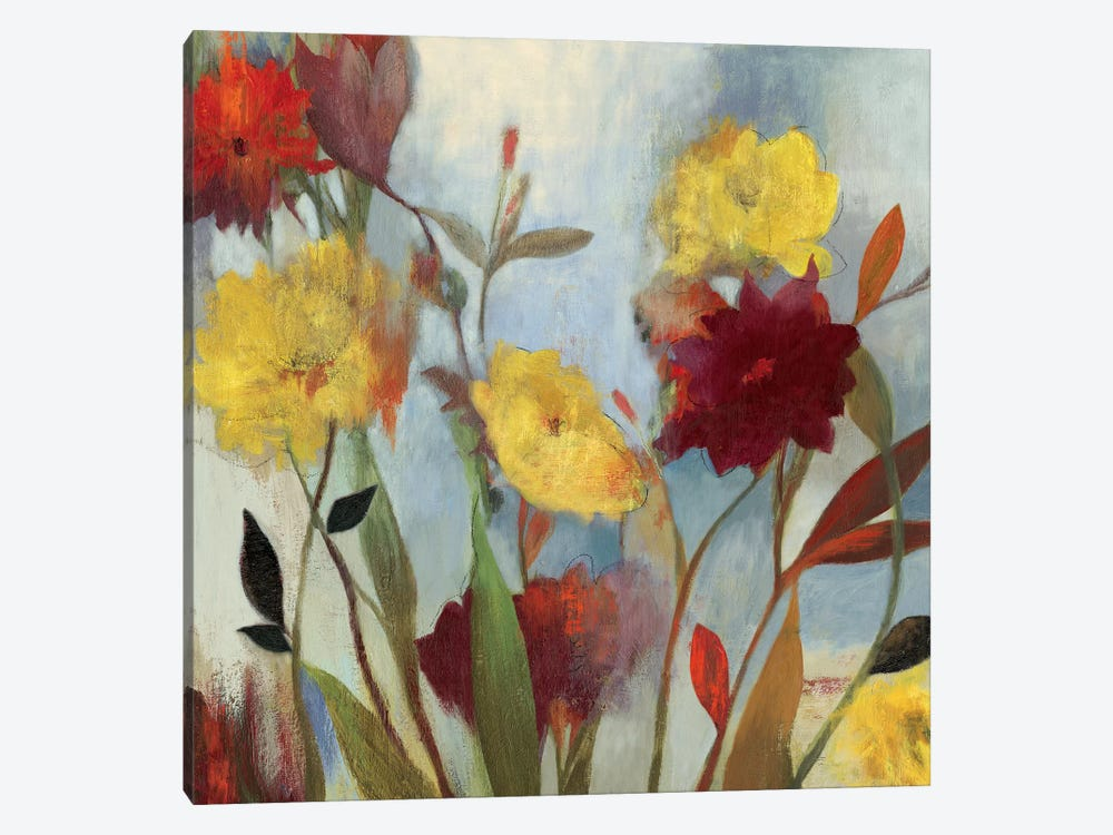 Wildflowers I by Asia Jensen 1-piece Art Print