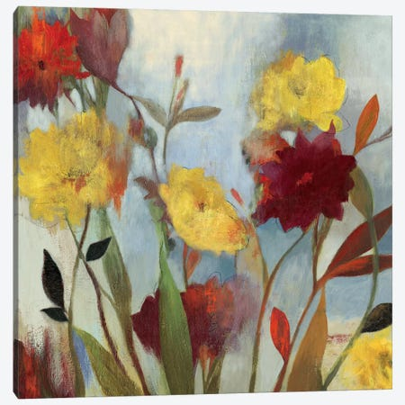 Wildflowers I Canvas Print #ASJ324} by Asia Jensen Canvas Wall Art