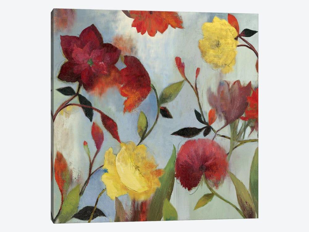 Wildflowers II by Asia Jensen 1-piece Canvas Artwork