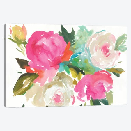 Belle I Canvas Print #ASJ330} by Asia Jensen Canvas Artwork