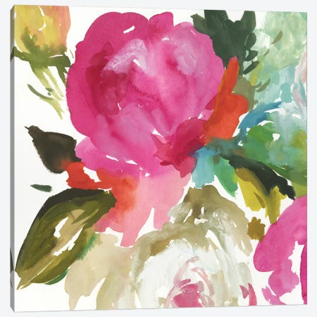 Belle II Canvas Print #ASJ331} by Asia Jensen Canvas Art