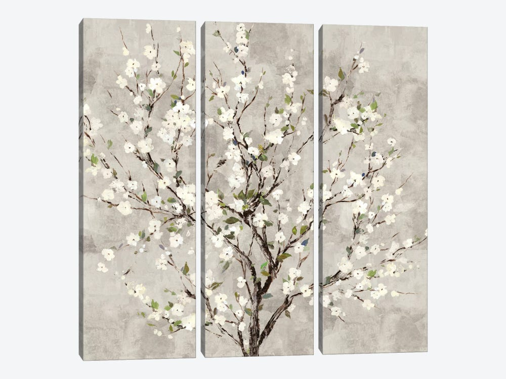 Bloom Tree by Asia Jensen 3-piece Canvas Artwork