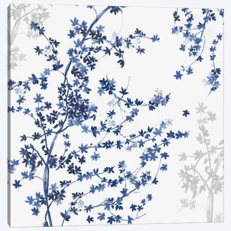 Blue Ivy Canvas Print #ASJ335} by Asia Jensen Canvas Art Print