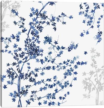 Blue Ivy Canvas Art Print