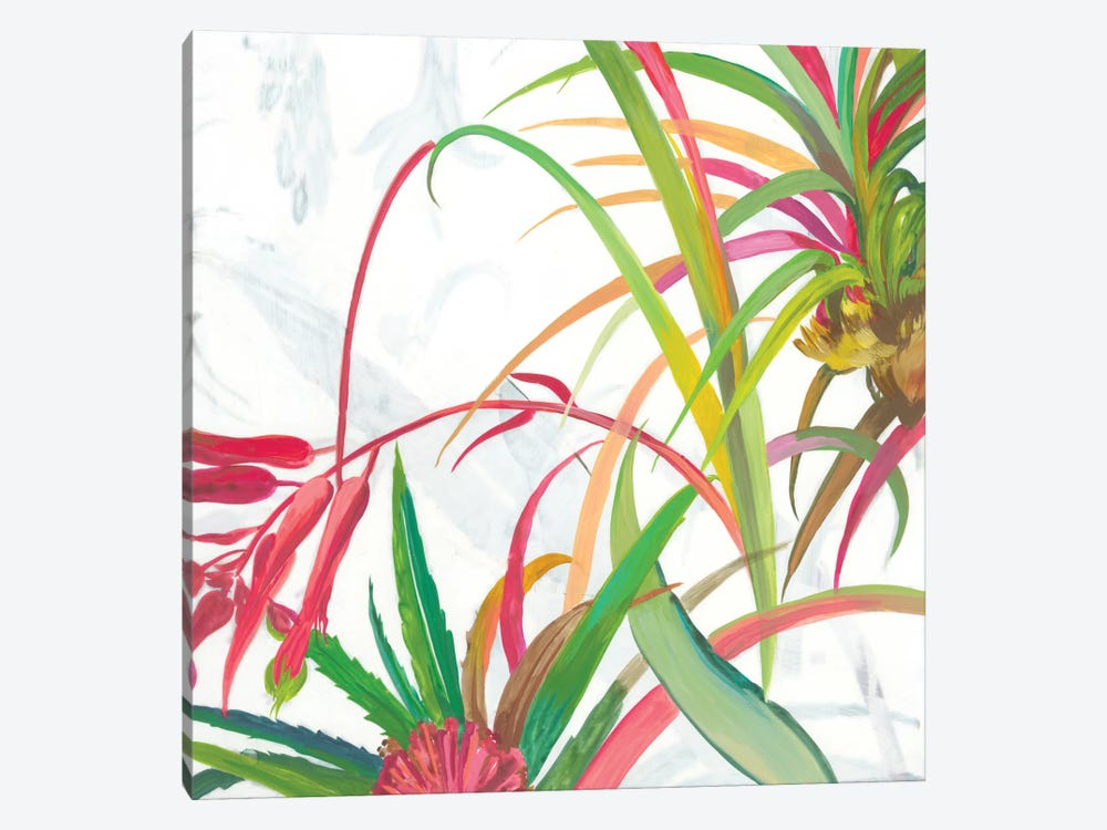 Tropical II by Asia Jensen 1-piece Canvas Art Print