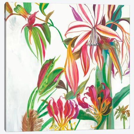 Tropical III Canvas Print #ASJ345} by Asia Jensen Canvas Artwork