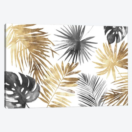 Tropical Palms I Canvas Print #ASJ346} by Asia Jensen Canvas Artwork