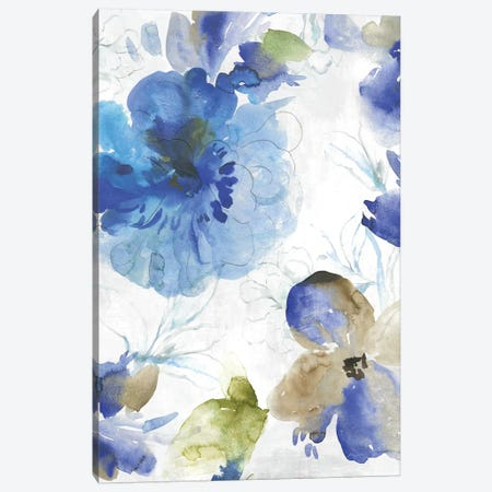 Beryl Botanicals II 3-Piece Canvas #ASJ351} by Asia Jensen Canvas Artwork