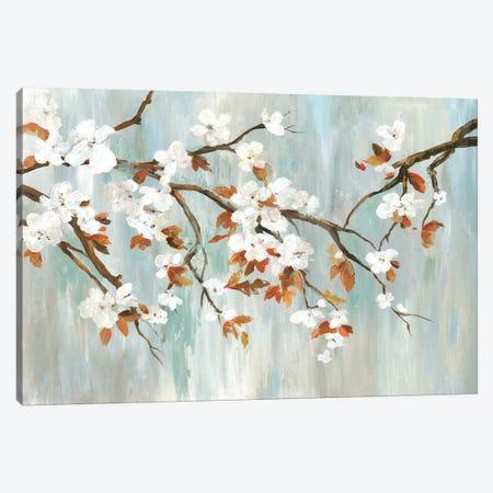 Golden Blooms I Canvas Print #ASJ354} by Asia Jensen Art Print