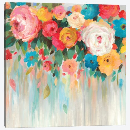 Trickling 3-Piece Canvas #ASJ359} by Asia Jensen Canvas Wall Art