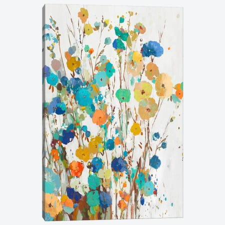 Spring Garden I  Canvas Print #ASJ368} by Asia Jensen Canvas Art Print