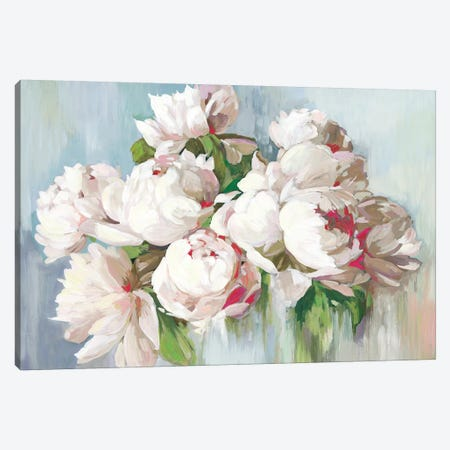 June Flowers  Canvas Print #ASJ370} by Asia Jensen Canvas Wall Art