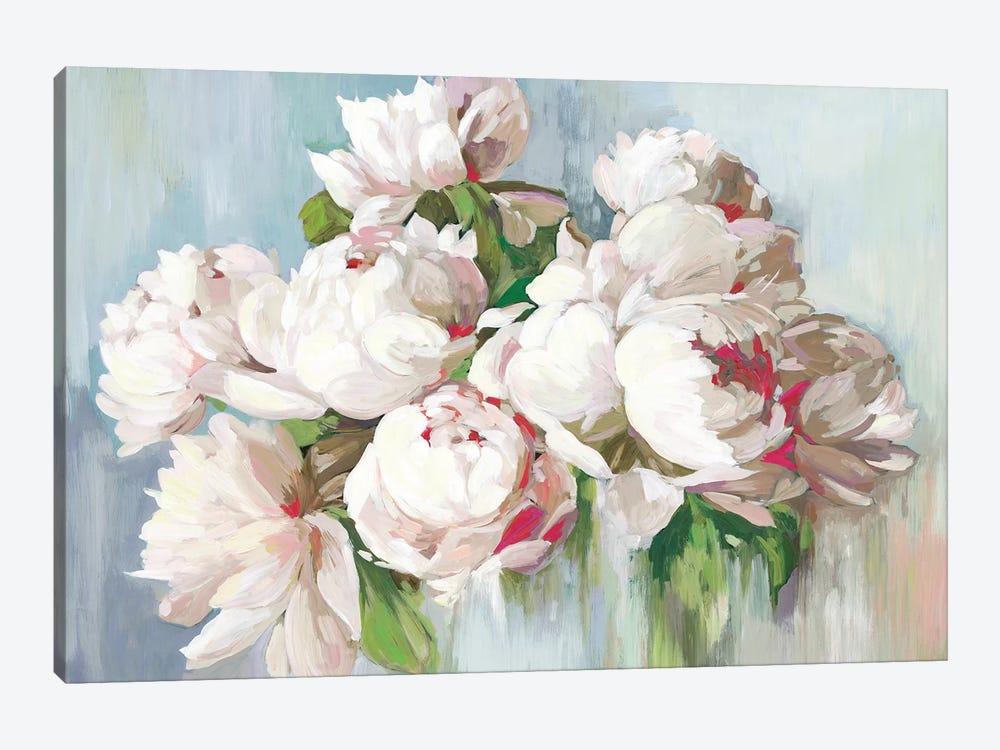 June Flowers  by Asia Jensen 1-piece Canvas Art