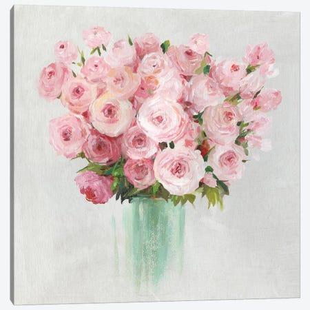 Roses Roses  Canvas Print #ASJ371} by Asia Jensen Canvas Art