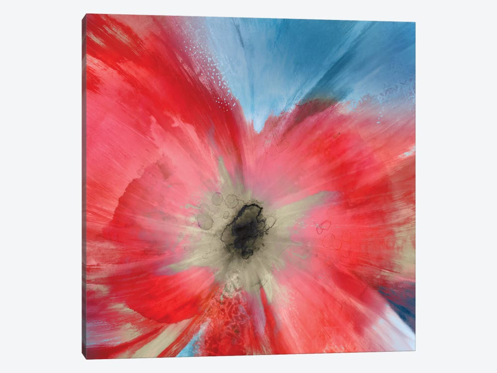 Aflame I 1-piece Canvas Print