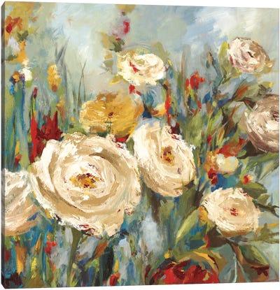 Calico Fields Canvas Art Print