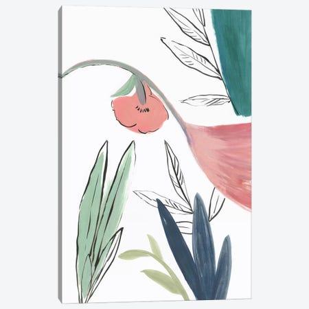 Hidden Beauty I Canvas Print #ASJ437} by Asia Jensen Canvas Wall Art