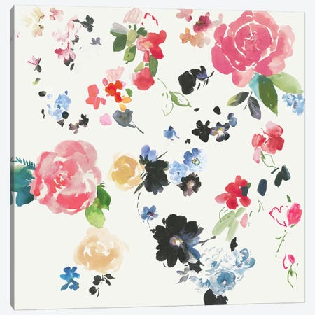 Morning Colors I 3-Piece Canvas #ASJ447} by Asia Jensen Art Print
