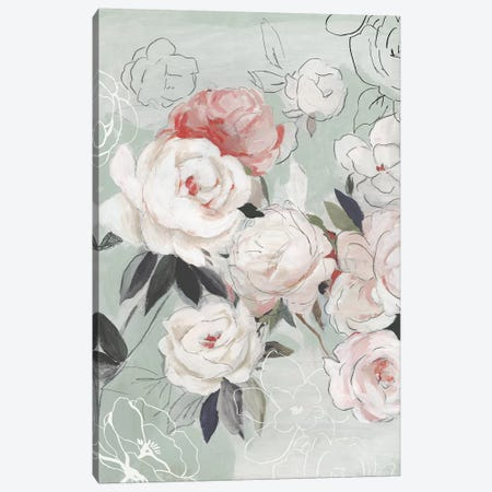 Whisper of Beauty Canvas Print #ASJ460} by Asia Jensen Canvas Wall Art