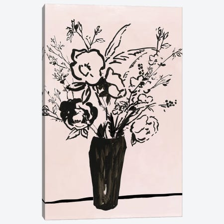 Morning Sketch Canvas Print #ASJ470} by Asia Jensen Canvas Art Print