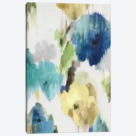 Abstract Flower Pattern I Canvas Print #ASJ479} by Asia Jensen Art Print