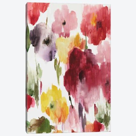 Bloom Ray II Canvas Print #ASJ484} by Asia Jensen Art Print