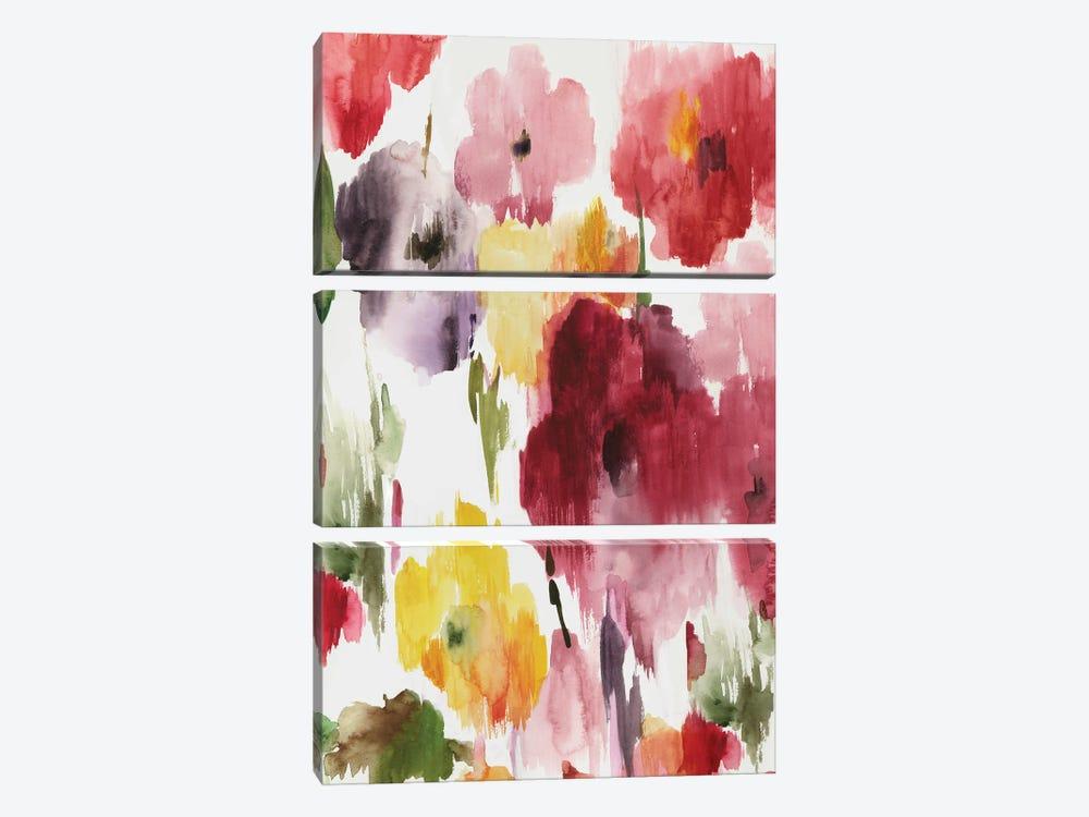 Bloom Ray II by Asia Jensen 3-piece Canvas Artwork