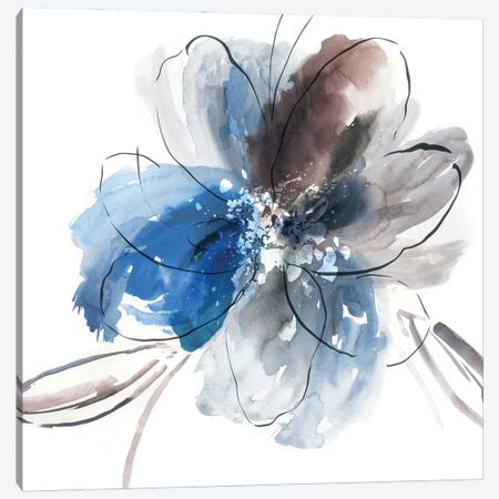 Flower Power I Canvas Print #ASJ491} by Asia Jensen Canvas Art Print