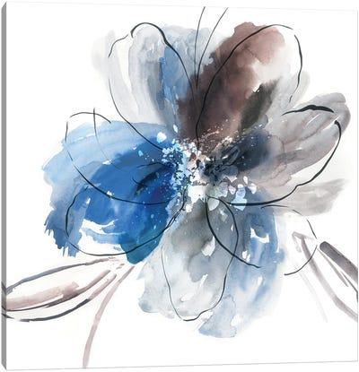 Flower Power I Canvas Art Print