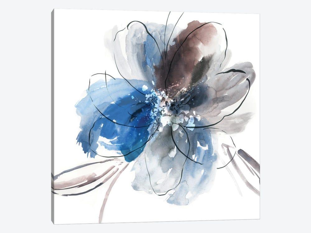 Flower Power I by Asia Jensen 1-piece Canvas Wall Art