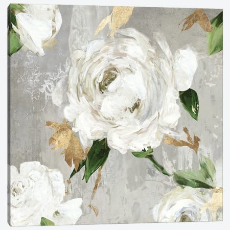 Garden Memories I Canvas Print #ASJ493} by Asia Jensen Art Print