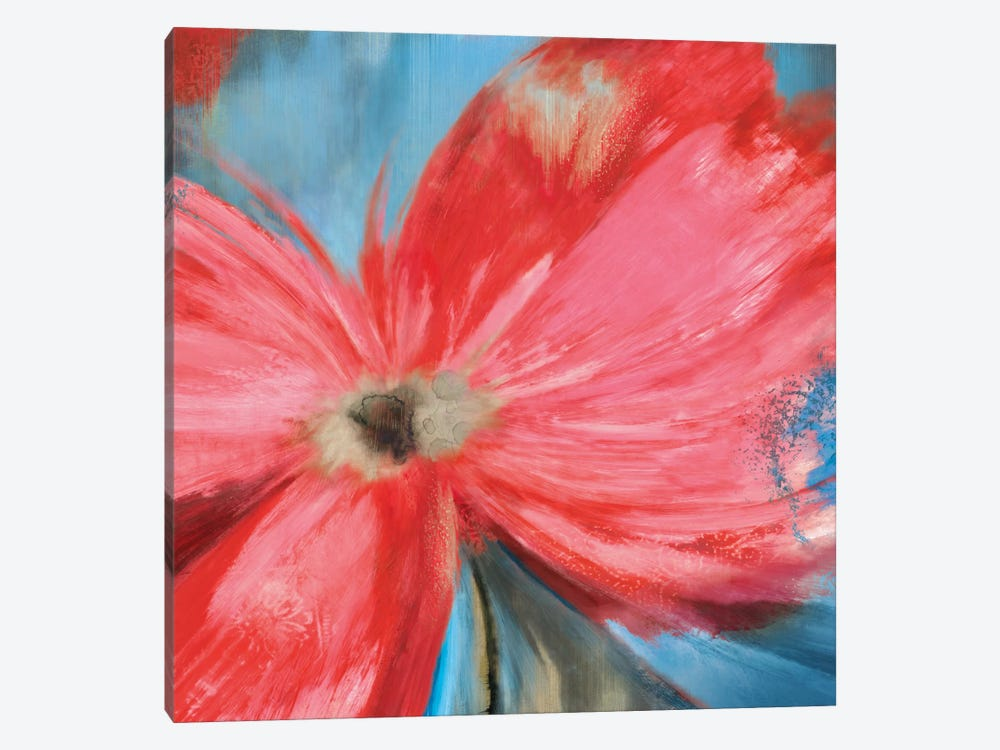Aflame II by Asia Jensen 1-piece Canvas Wall Art