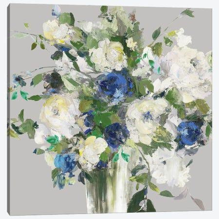 Shining White Canvas Print #ASJ513} by Asia Jensen Canvas Wall Art